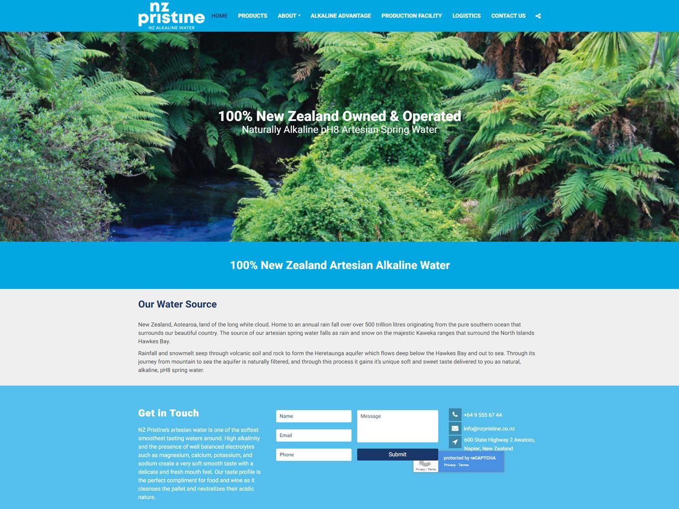 NZ Pristine